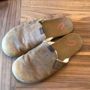 OluKai Mens Slipper Shoes US M14